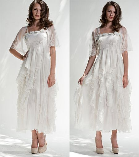 countryside wedding dress with shrug: Wedding Inspiration, Wedding Dressses, Fashion Blogs, Countryside Wedding, Vintage Inspired