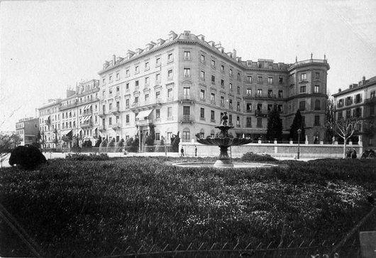 Grand Hôtel Beau-Rivage - Genève - Notre Histoire