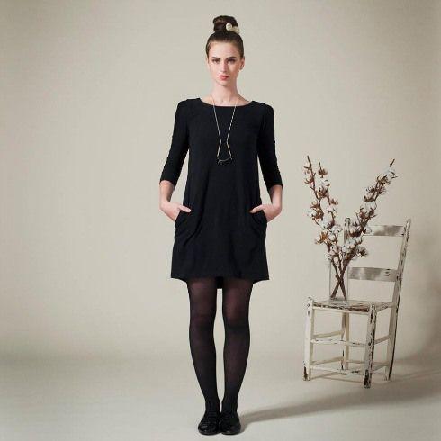 Le Noir&Blanc reste un classique indémodable AH14-15 #ah1415 #noirblanc #classique #meemoza