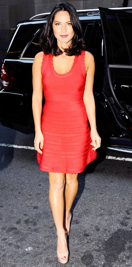 Olivia Munn's Best Street Style Looks - June 20, 2013 from #InStyle