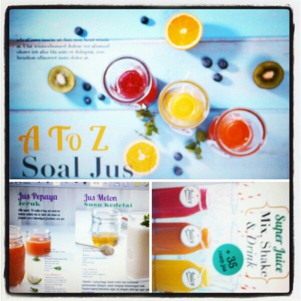 "#buku ""Perfect Juice, Mix, Shake, & Drink. +35 Resep Jus"" #cookingbook"