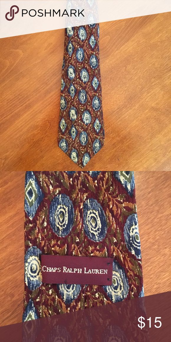 Chaps Ralph Lauren Tie Chaps Ralph Lauren Tie Chaps Other