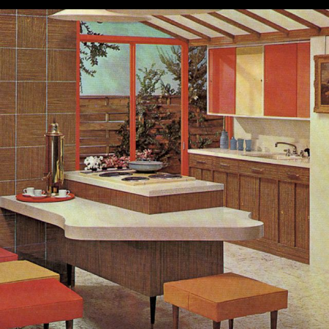 campbell s country kitchen 17 best ideas about 1960s kitchen on 1970s 1967