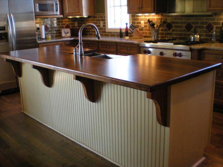 Kitchen Island Tops 9 best my kitchen island needs a butcher block top! images on