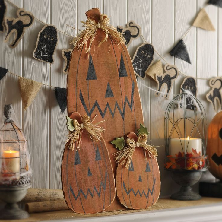 Easy At Home Halloween Decorations: Best 25+ Homemade Halloween Decorations Ideas On Pinterest