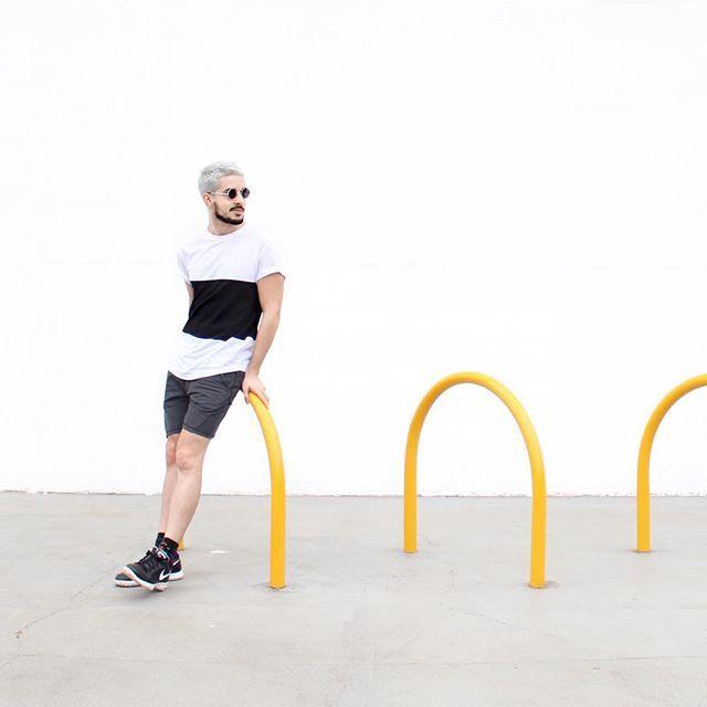 Euzinho mesmo, Rodrigo Falco - Parque Ibirapuera em SP - Óculos da Ui! Gafas, Camisa da Forever21 e shorts Rodrigo Martins Fontes