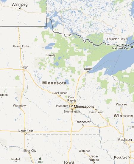 2013 Lake Ice Out Dates Minnesota