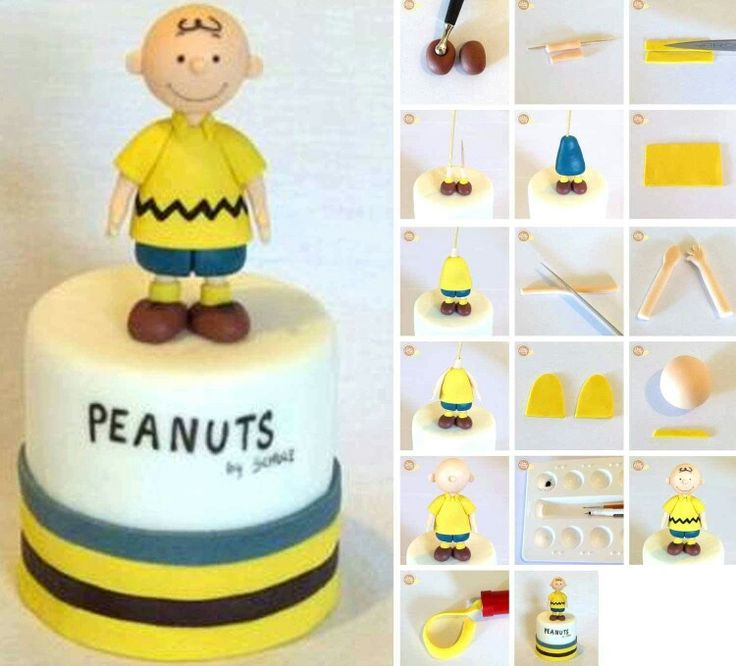 Peanuts Birthday Cake Pictures