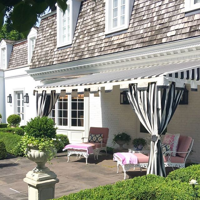 missing sunshine and lovely days spent outdoorscold few days shelleyjohnstonedesign outdoor awningsdeck awningsoutdoor - Awning Ideas For Patios