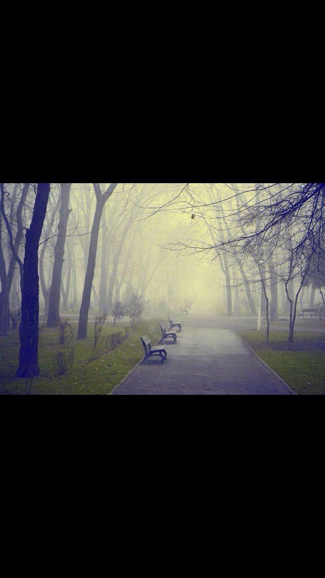 Parc in Bucharest