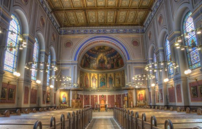 Sankt Ansgar's Domkirke  Copenhagen