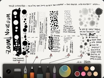 Dots with Paper