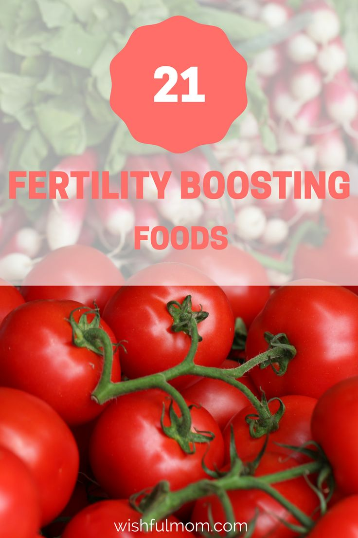 This article contains a list of fertility foods that can help boost fertility. It describes how these foods help when you are trying to get pregnant.
