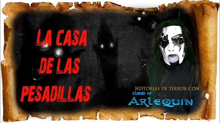 LA CASA DE LAS PESADILLAS (PODCAST)☠  historias de horror con cloud of a...