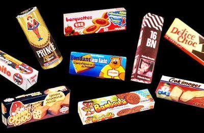 Biscuits et gâteaux des années 70-80 par Nath-Didile