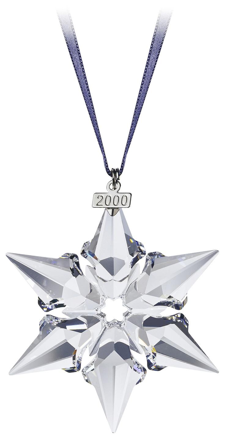 27 Best Swarovski Stars & Snowflakes Images On Pinterest  Swarovski  Crystals, Christmas Stars And Snowflakes