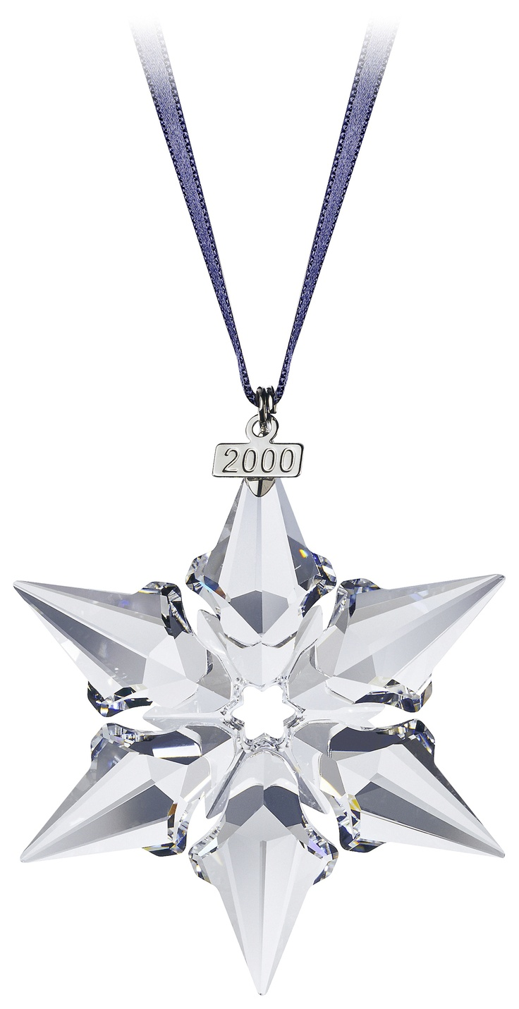 Swarovski christmas ornament 2004 - Find This Pin And More On Ornaments I Collect For My Daughters