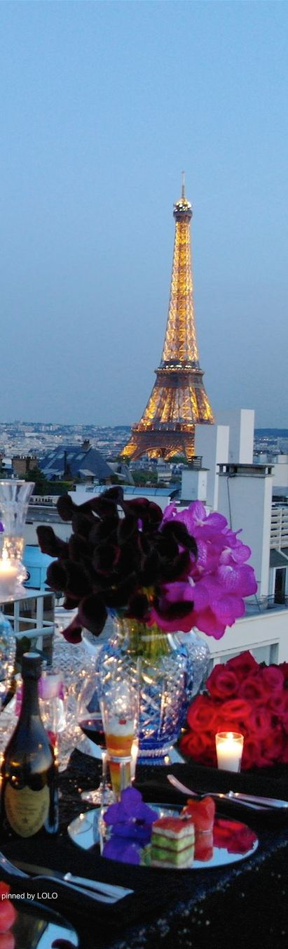 The Finest Of French Champagne & Hors d'oeuvres At The Four Seasons Hotel George V, Paris