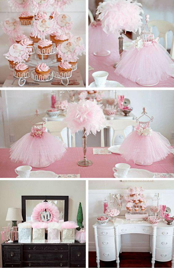 Ballerina Party Inspirations