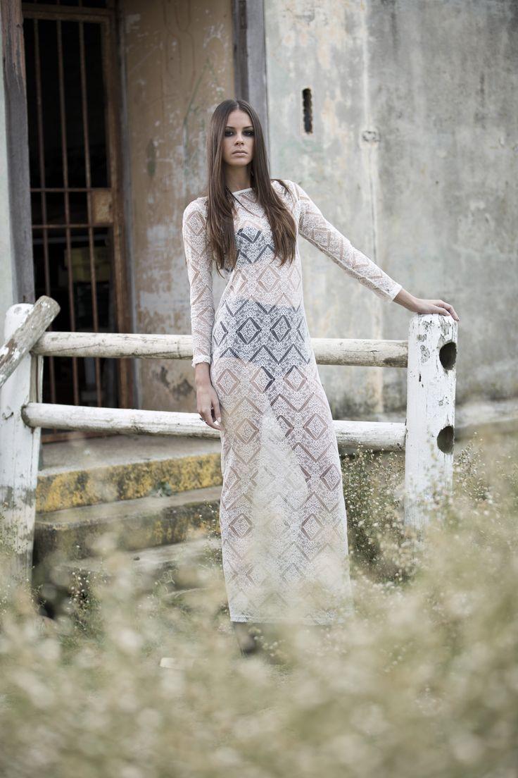 The Antique Lace dress