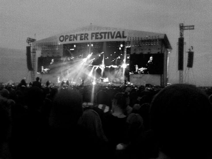 zamknięte w fotografii: Open'er Festival 03.07.2014