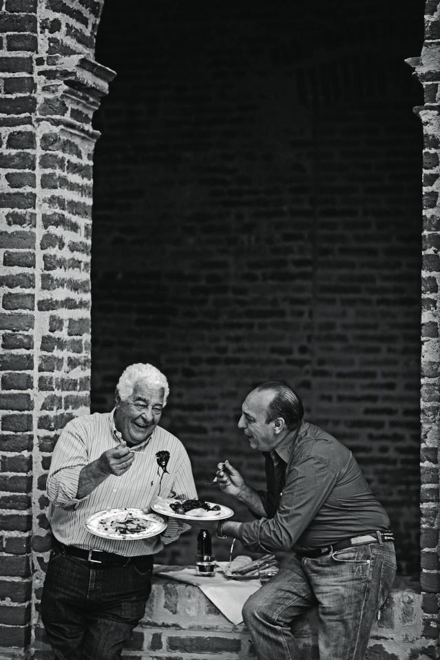 I love Antonio and Gennaro (Two Greedy Italians)