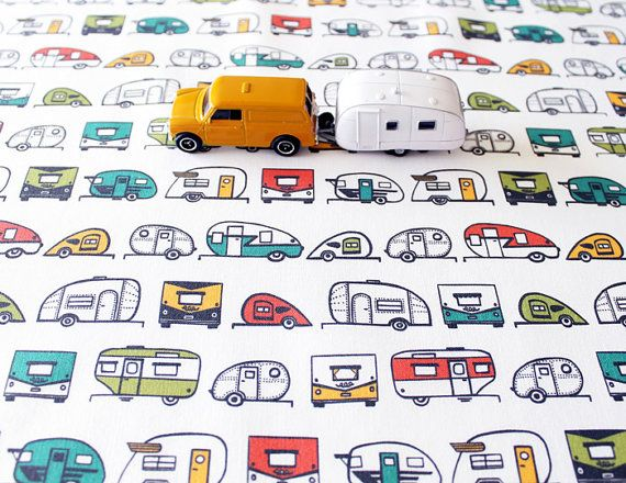 Hey, I found this really awesome Etsy listing at https://www.etsy.com/listing/239184240/travel-trailer-cotton-fabric-camper