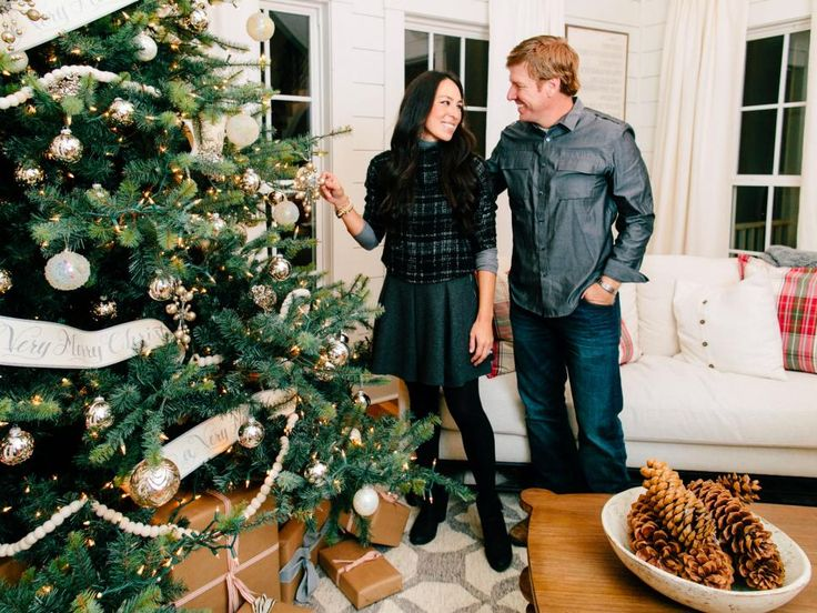Joanna Gaines, along with husband Chip, hosts HGTV's Fixer Upper. Together, they implement Joanna's unique ideas to create fresh, new home designs. We've collected some of our favorite Joanna Gaines pictures, both from the show and from behind the scenes.