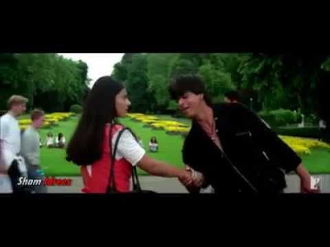 The fact you don't know about Dil wale dulhaniya le jayenge. This scene was cut actually.