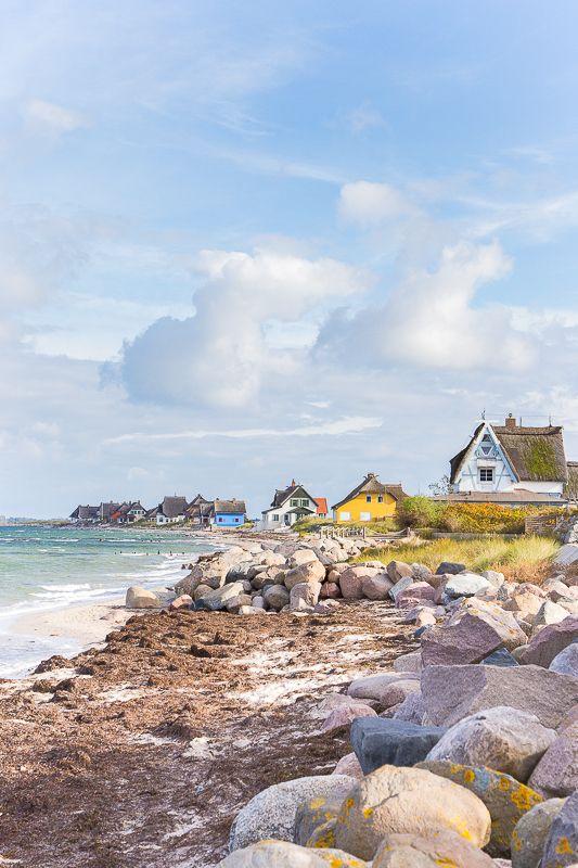 pfefferminzgruen: Einfach mal raus - Herbstferien an der Ostsee