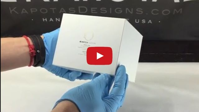 Gold Apple Watch Edition Unboxing [Video] - http://iClarified.com/49363 - Apple is starting to deliver gold Apple Watch Edition models to early pre-order customers.