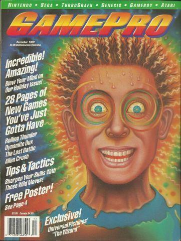 GamePro Issue 5 (December 1989)