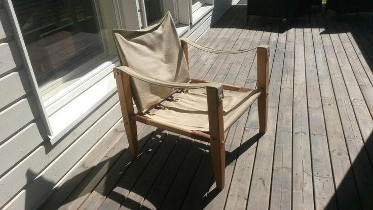 Artek safari chair