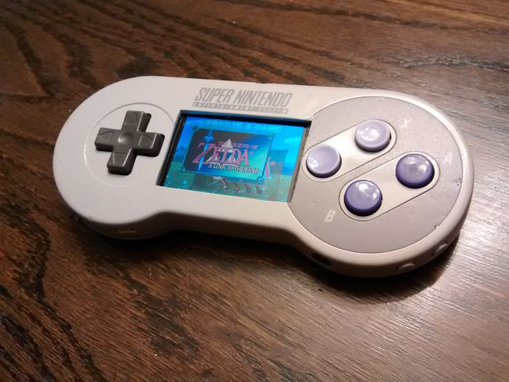 Handheld Pi in a Super Nintendo Controller?! - RetroPie Forum