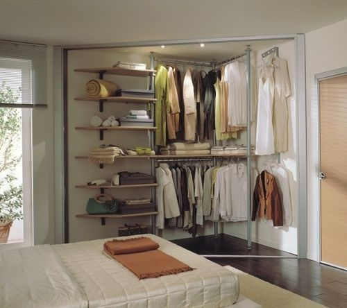 Contemporary walk-in wardrobe / wooden ZN 21 zemma srl