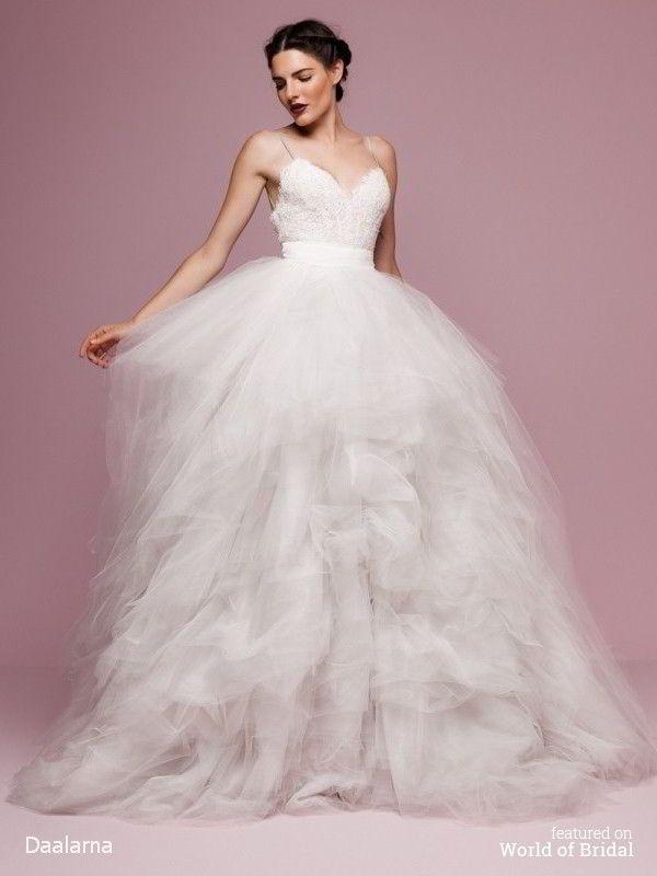 Daalarna 2016 Wedding Dress