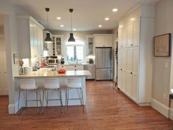 Best 25+ Kitchen peninsula ideas on Pinterest   Kitchen ...