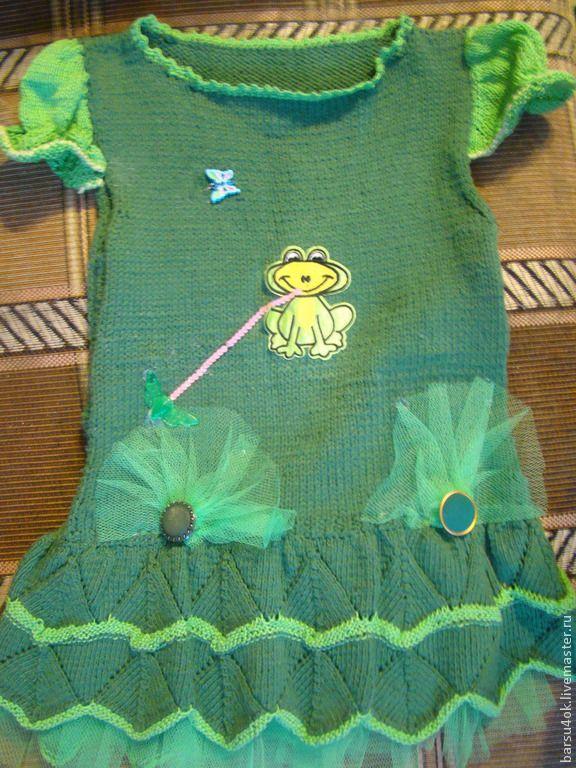 Купить костюм лягушки - квакушки - однотонный, зеленый, костюм лягушки, шапочка, Новый Год
