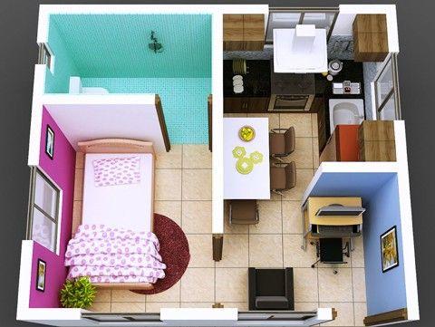Konsep property Rumah Mini Type 27