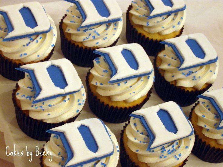 duke university cupcakes