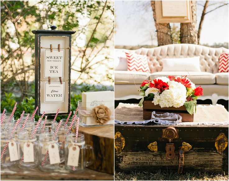 Fall Farm Southern Wedding Rustic WeddingsWedding