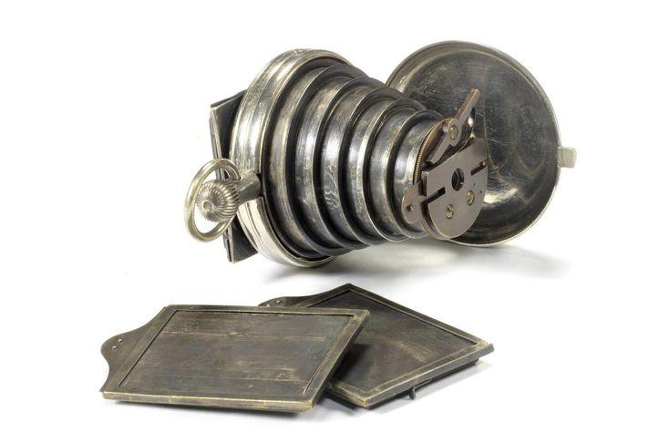 Des appareils photos miniature clandestins pour espions - La boite verte