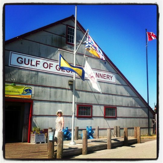 Gulf of Georgia Cannery in Richmond, BC