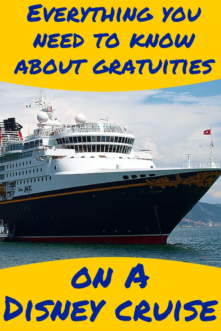 A Guide to Tipping on Disney Cruise Line: All you need to know. Onepennytourist.com