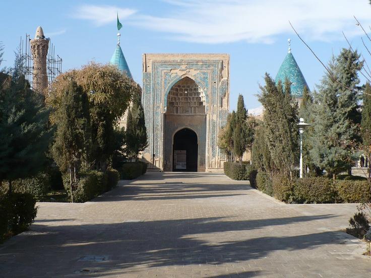 Bayazid-e Bastami (Abu Yazid al-Bistami) in Shahrud, Iran