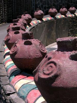 Native American Pottery Firing Methods