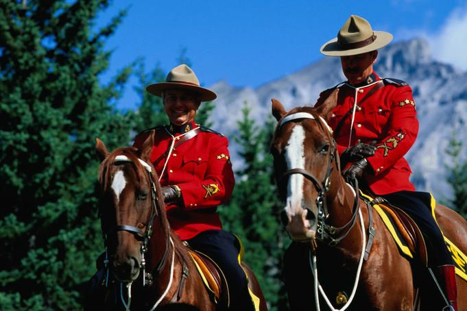 Image result for mounties