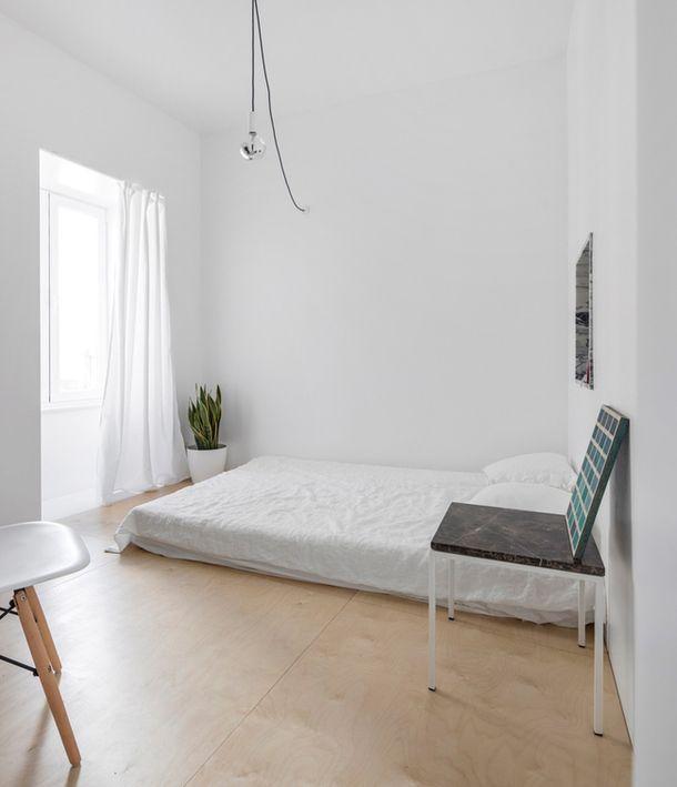 квартира в лиссабоне 60 м²