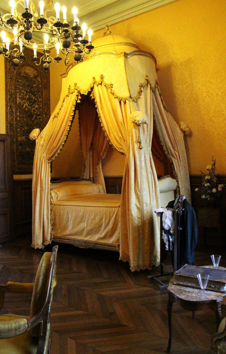 Ch teau de sully sur loire chambre de la tour carr e - Chambre des notaires loire ...