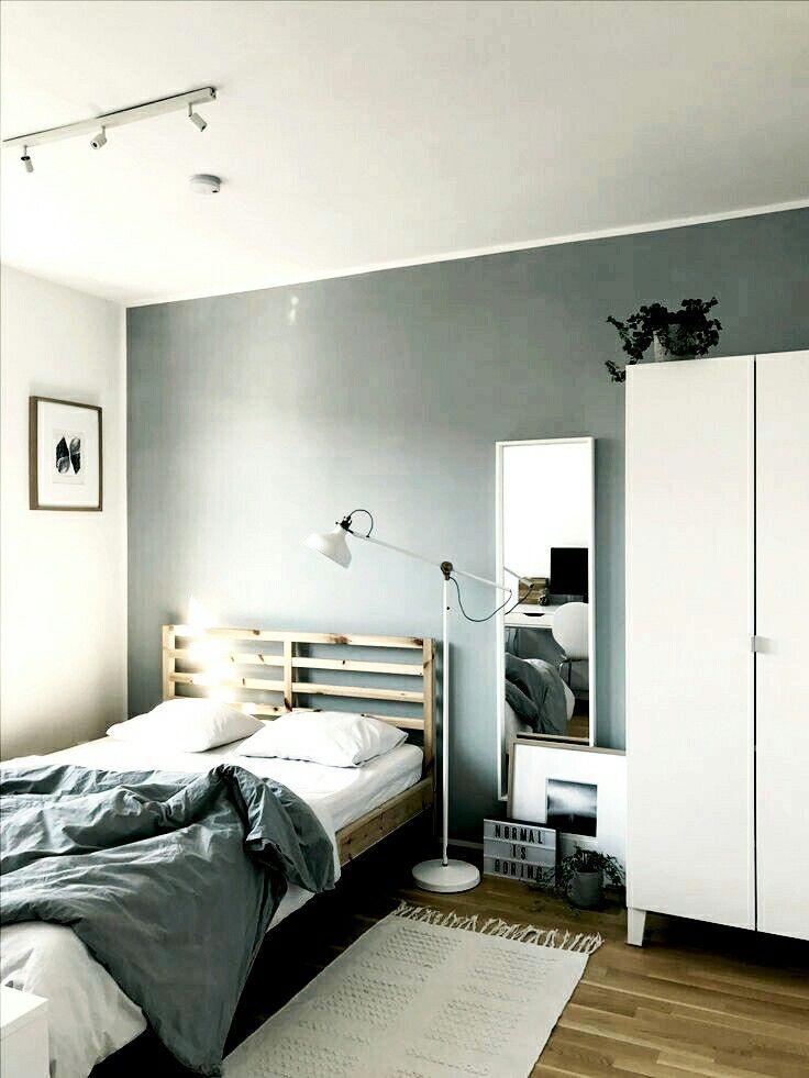Bedroom interior design normal